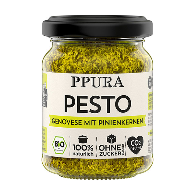 PPURA Pesto Ökotest Genovese